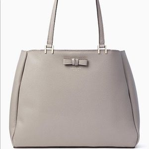 Kate spade Pershing Street Nell shoulder bag taupe